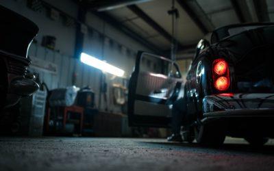 Funkcjonalny i bezpieczny garaż – płyty R-Tile