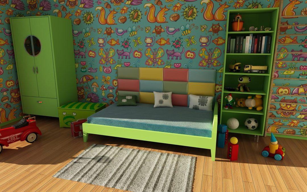 Jakie łóżko do pokoju dla pięciolatka?