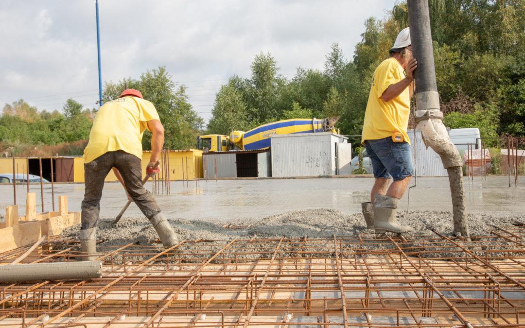Beton – produkcja i wykorzystanie