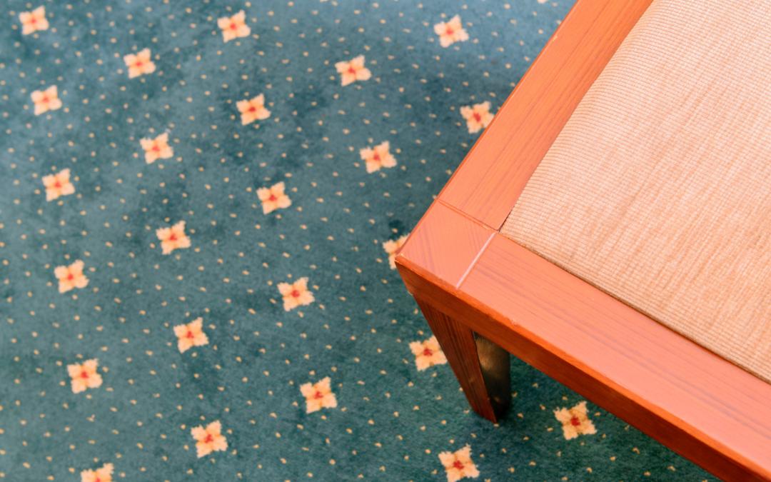 Jakie są zalety wykładzin dywanowych?